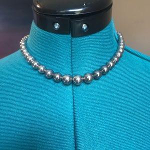 Tiffany & Co. Hardwear graduated bead necklace